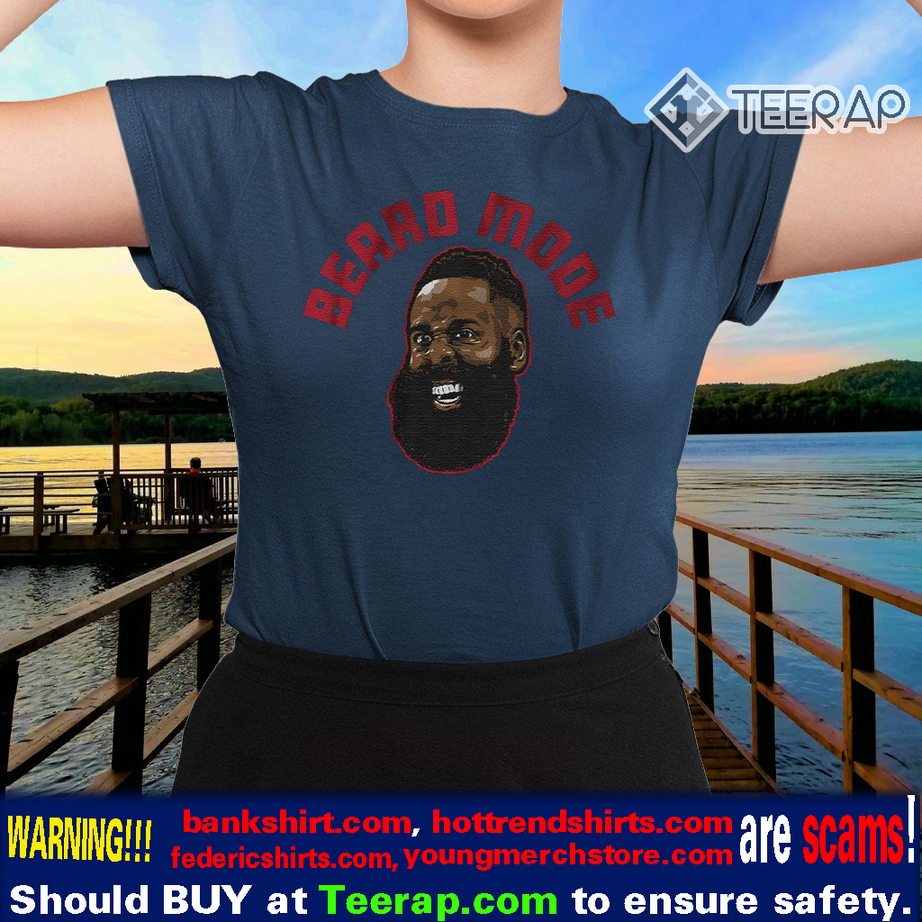 beard mode t-shirt