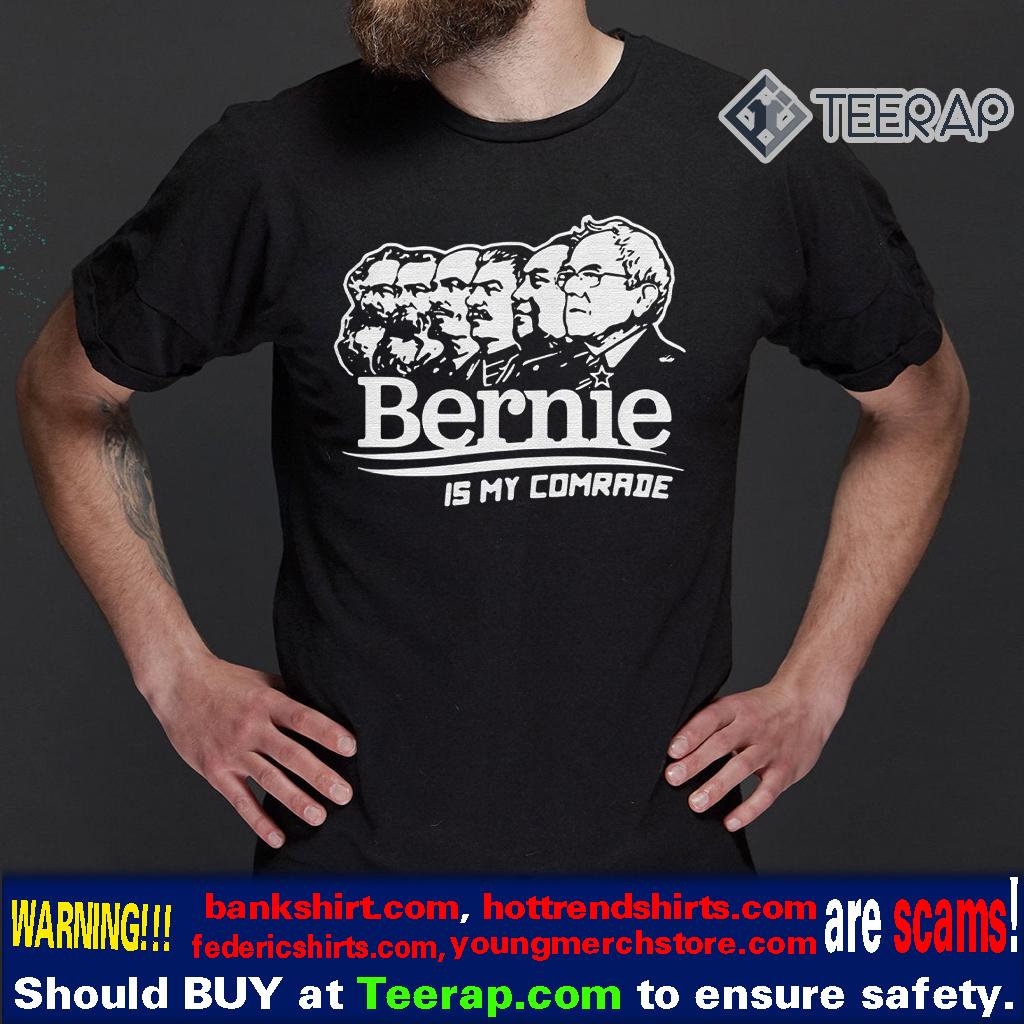 Bernie Sanders Communist Shirt
