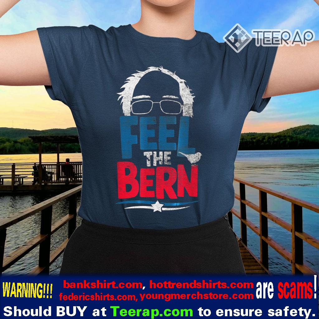 Bernie Sanders Feel The Bern Hair Bird Birdie 2020 TShirts