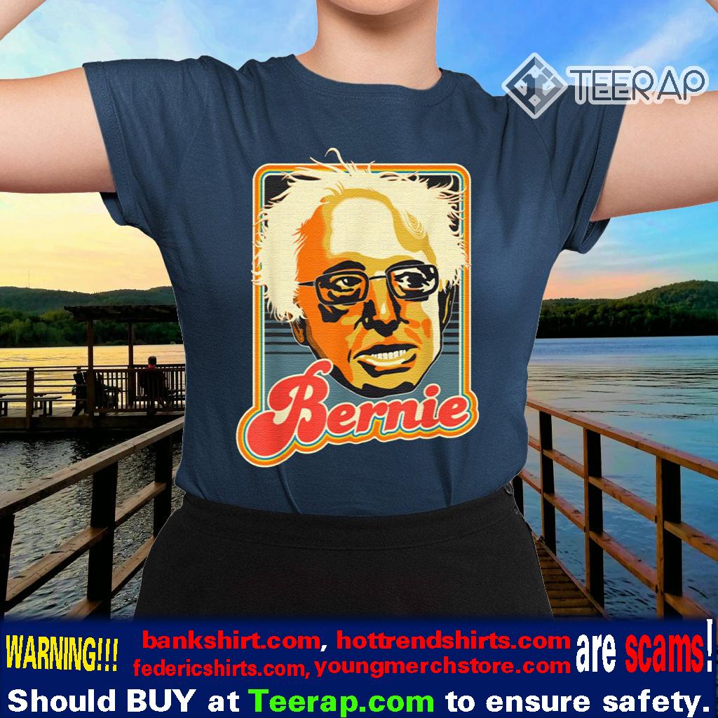 Bernie Sanders Retro Style Shirts