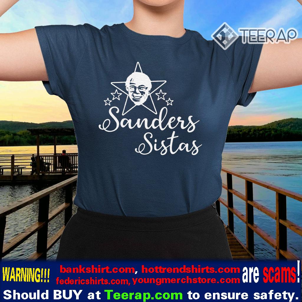 Bernie Sanders Star Sister Shirts