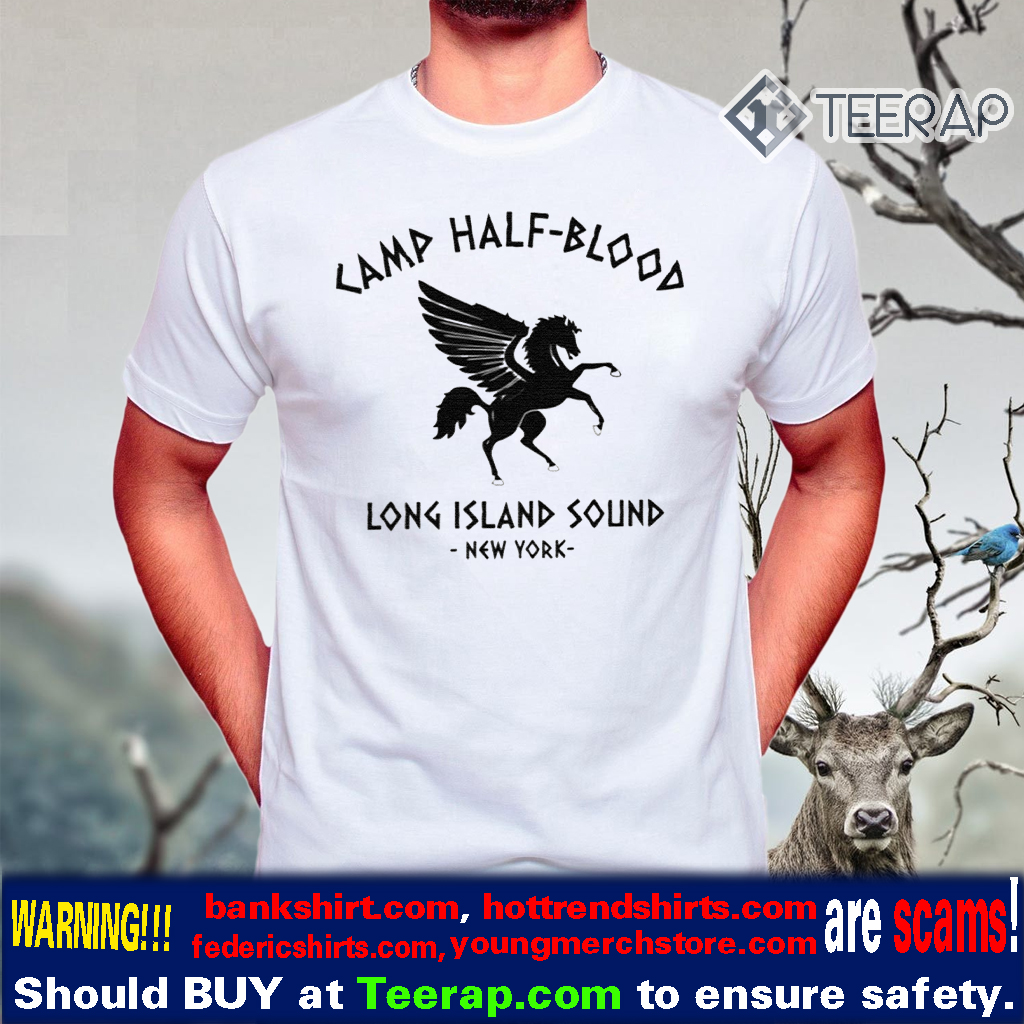 camp half blood shirt