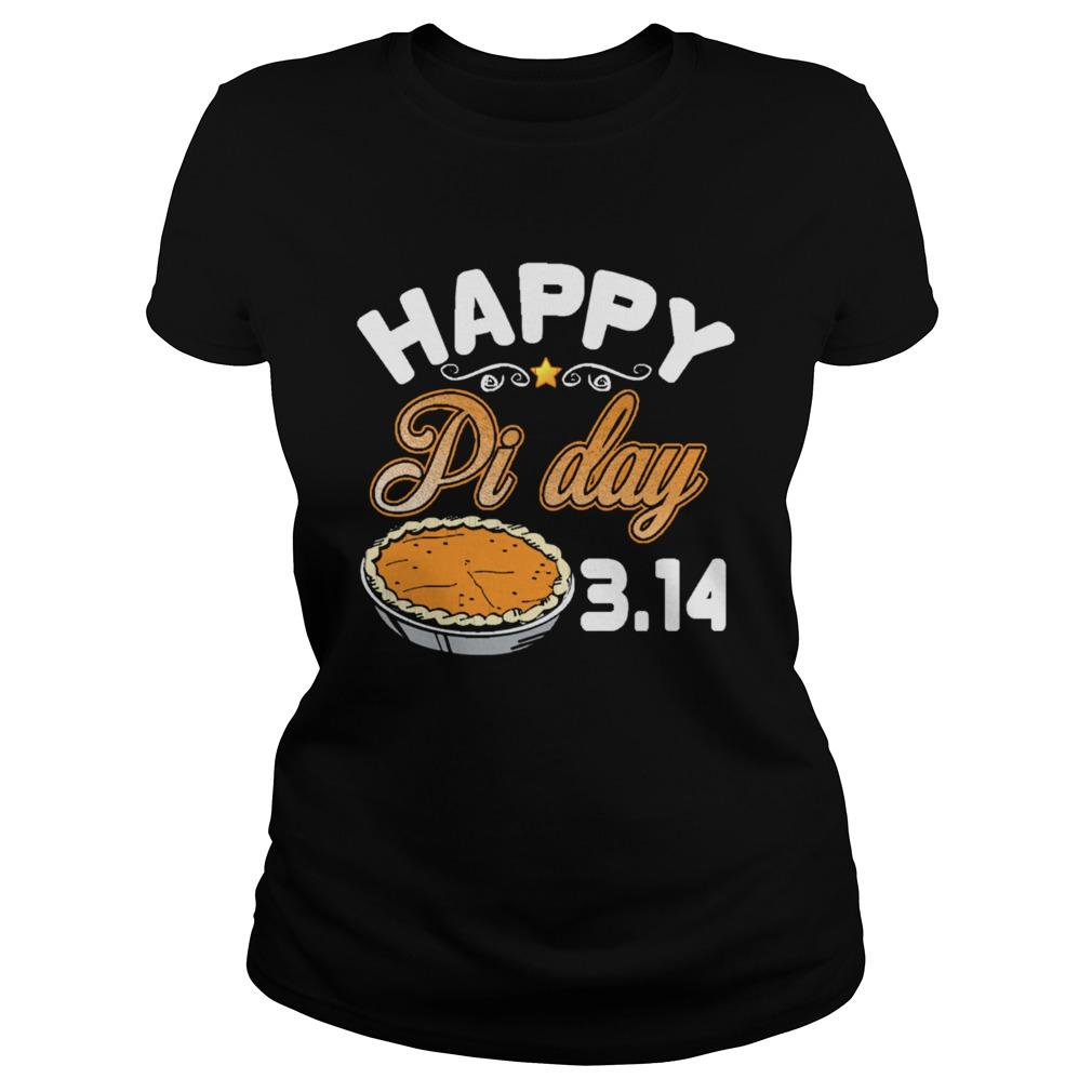 Happy Pi Day  Classic Ladies