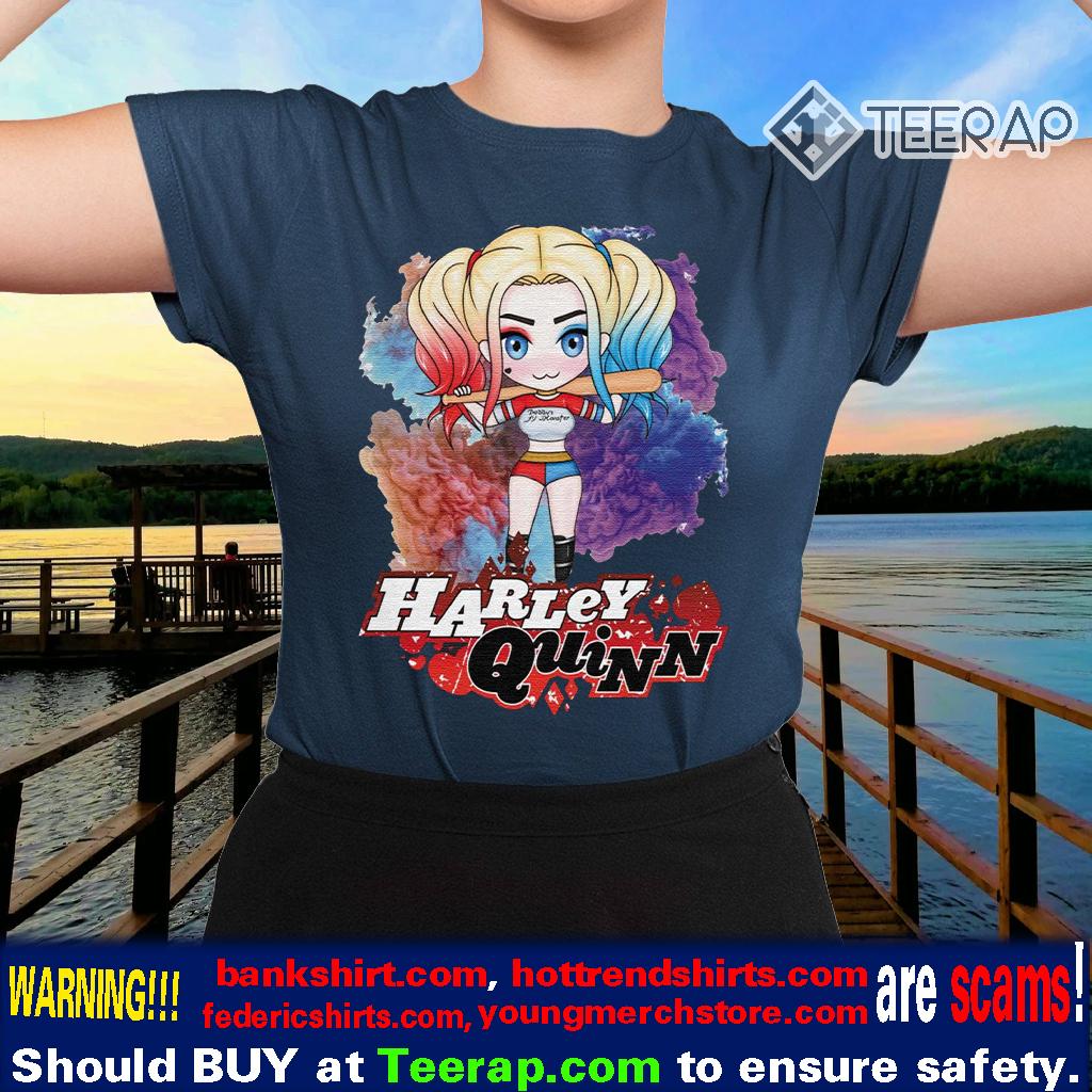 Harley Quinn Birds Of Prey Chibi T-Shirt