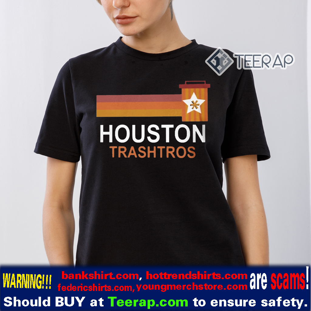 Houston Trashtros Asterisks T-Shirt