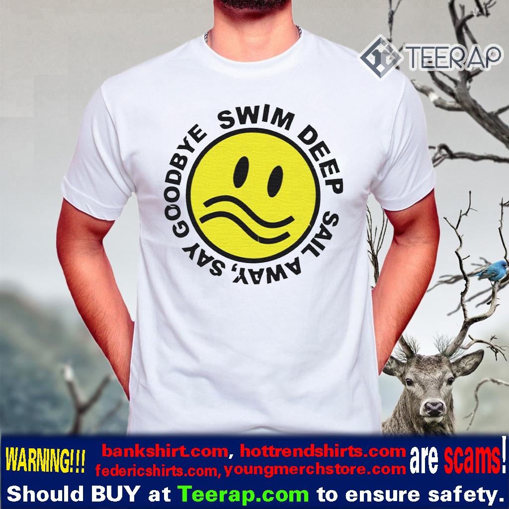 swim deep t-shirts