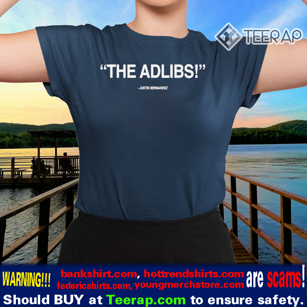 THE ADLIBS Justin Bernardez T-Shirt