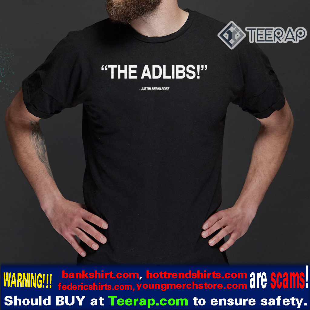 THE ADLIBS Justin Bernardez T-Shirts
