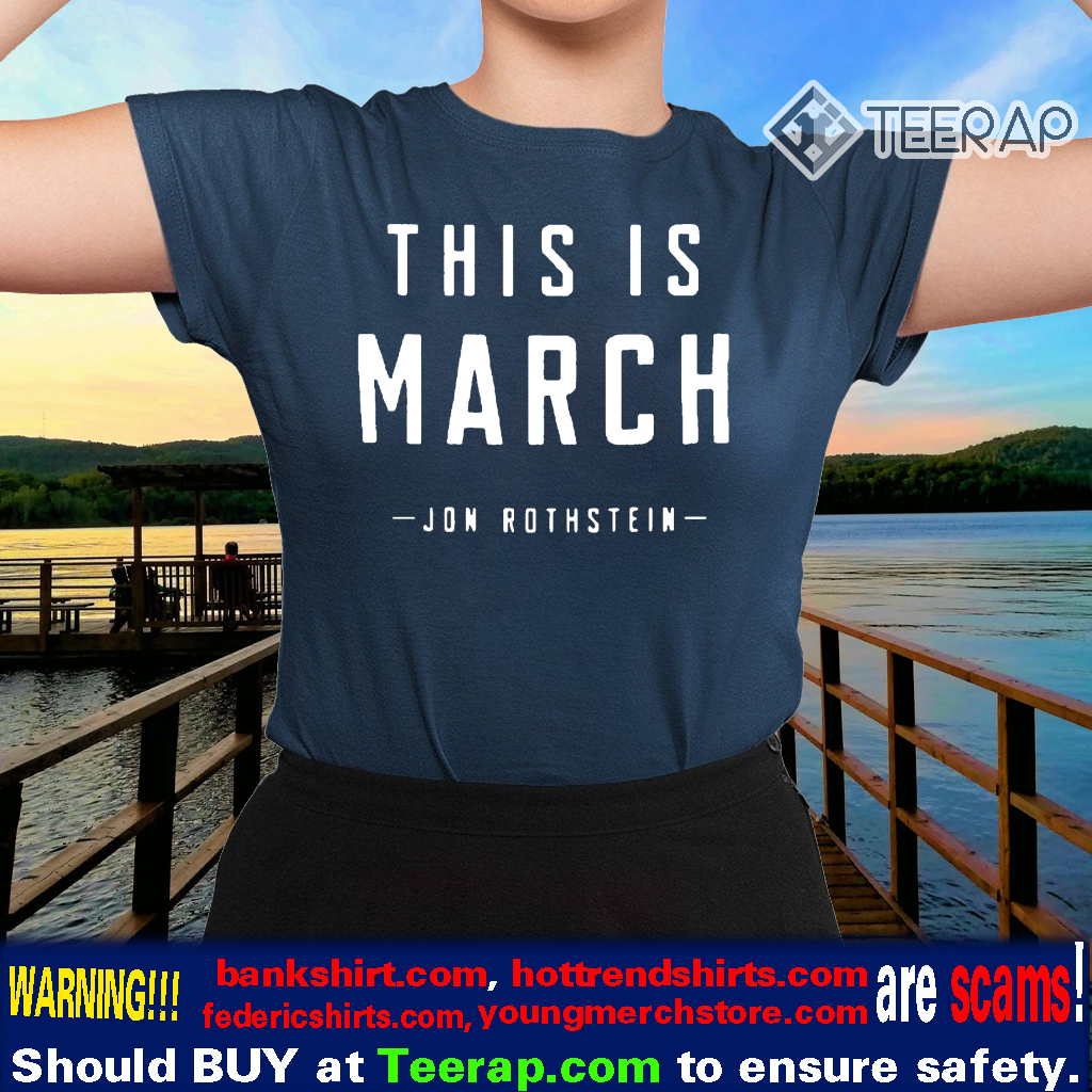 This Is March TShirt