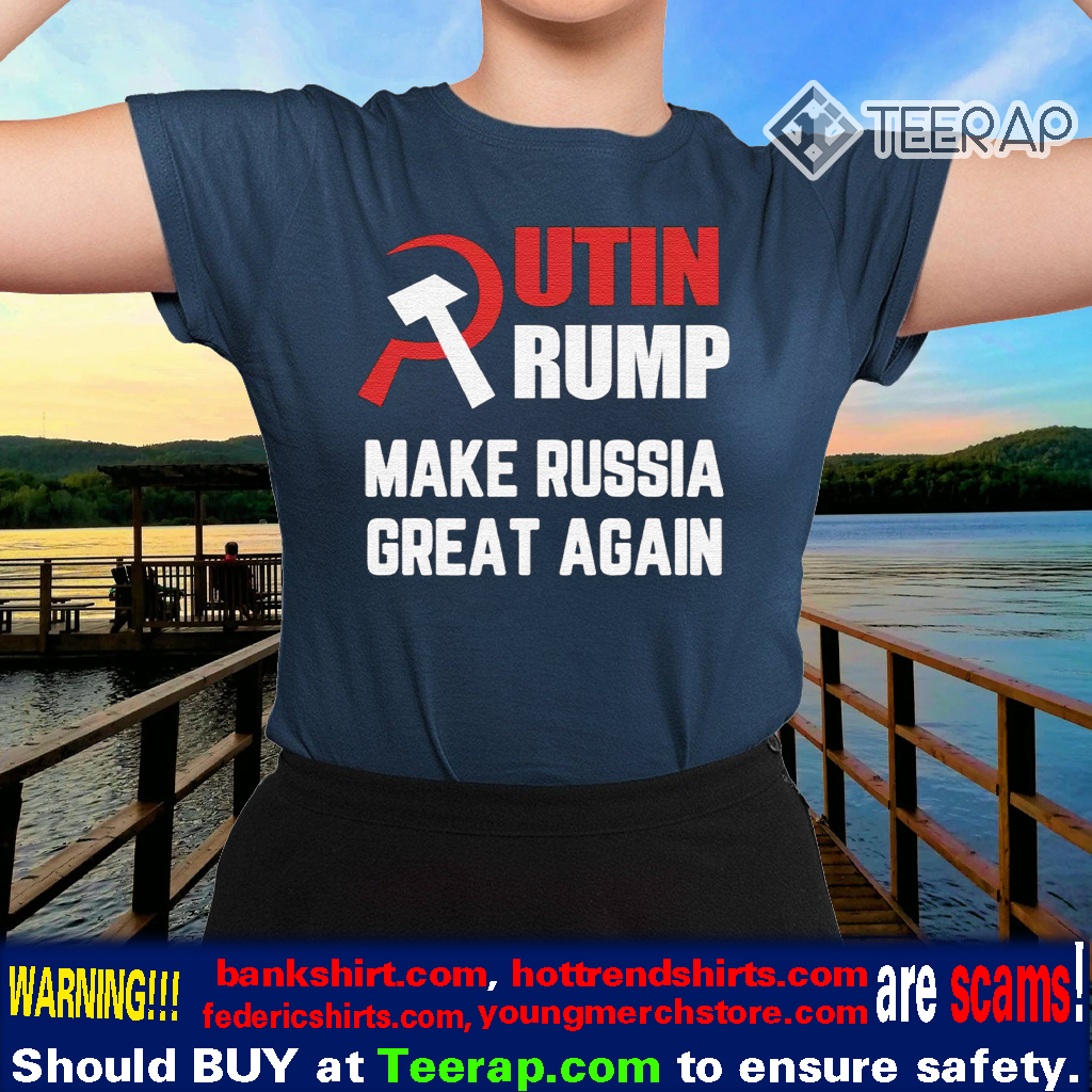 Trump Putin 2020 - Make Russia Great Again Shirts