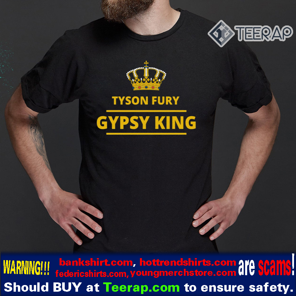 Tyson Fury Gypsy King Shirt