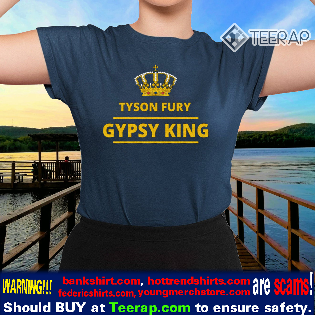 Tyson Fury Gypsy King Shirts