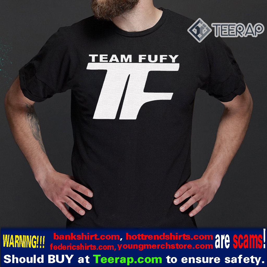 Tyson Fury Team Fury Shirt