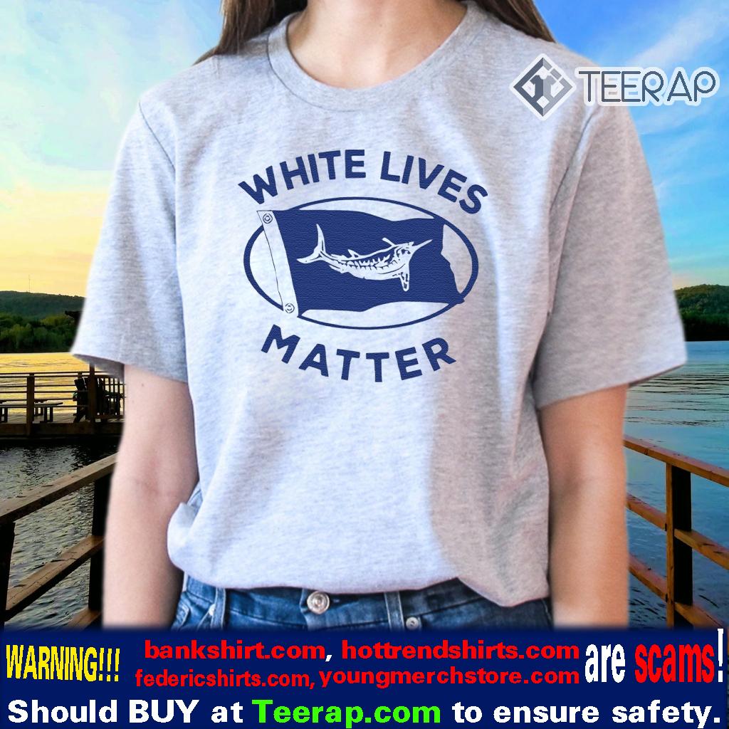 Victoria F White Lives Matter Shirts