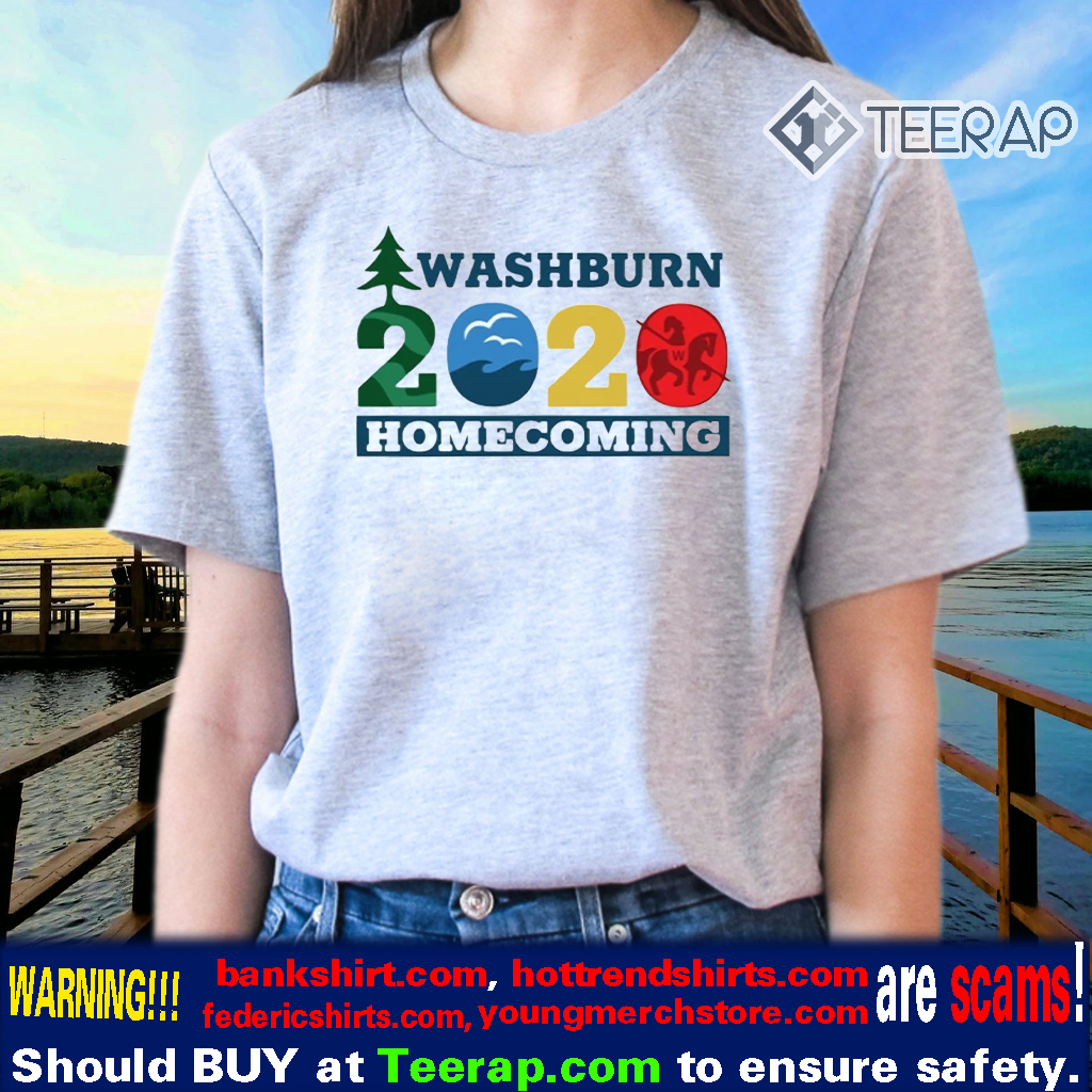 washburn homecoming 2020 t-shirt