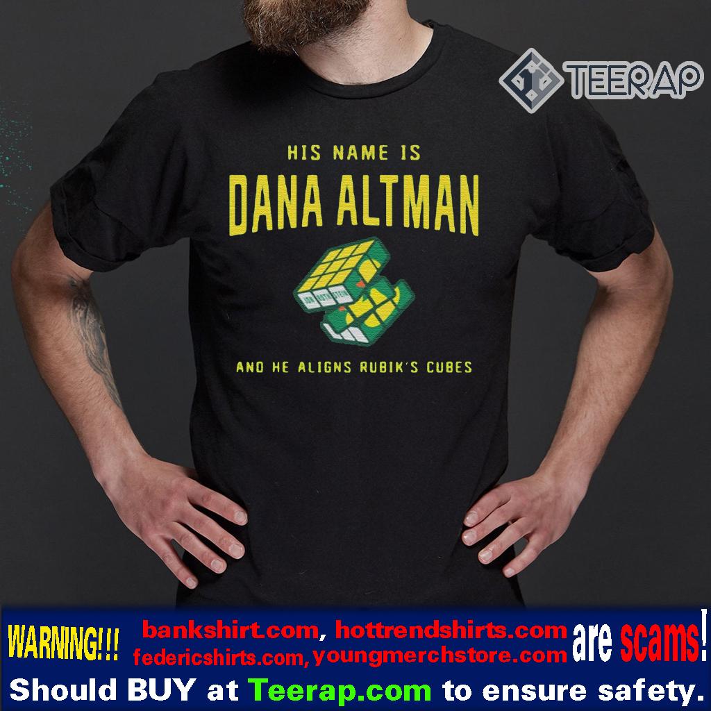 Aligns Rubik's Cubes T-Shirts
