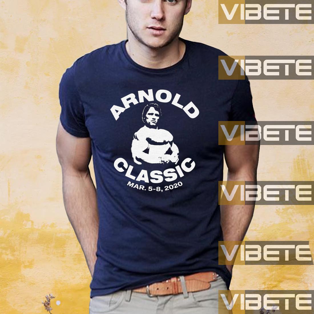 Arnold Classic 2020 T-Shirt