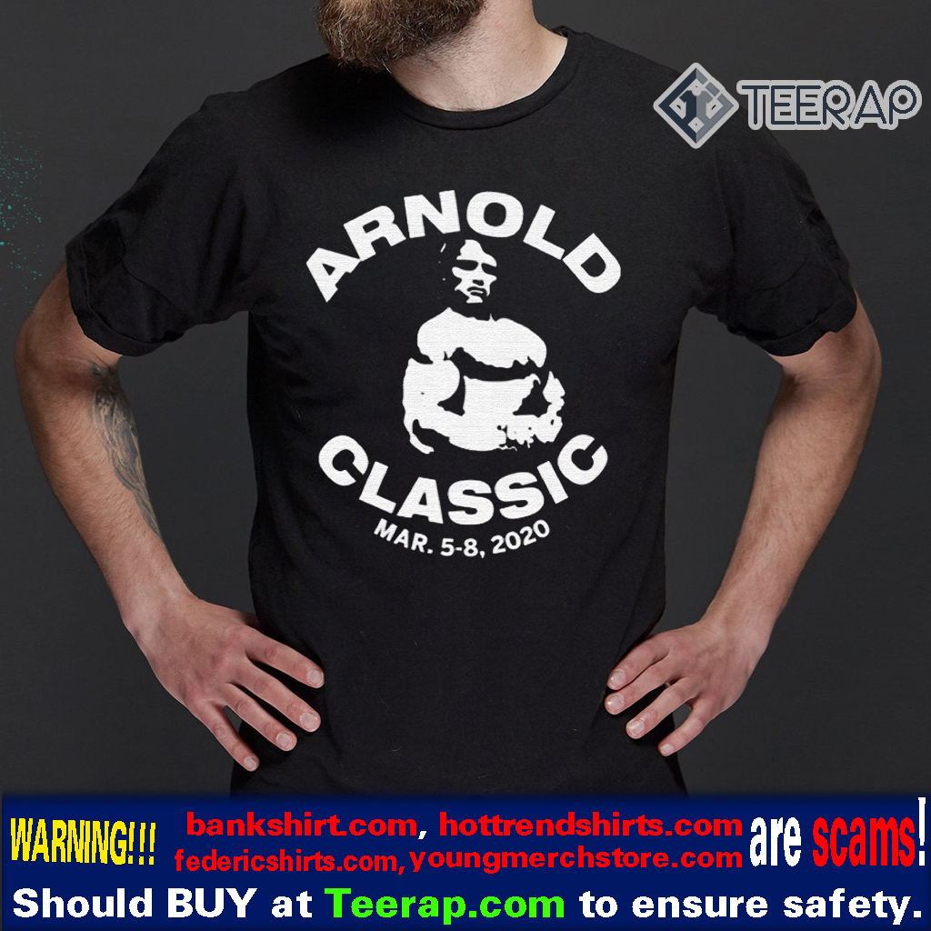 Arnold classic t-shirts