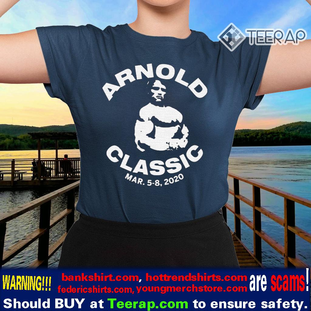 Arnold classic tshirts