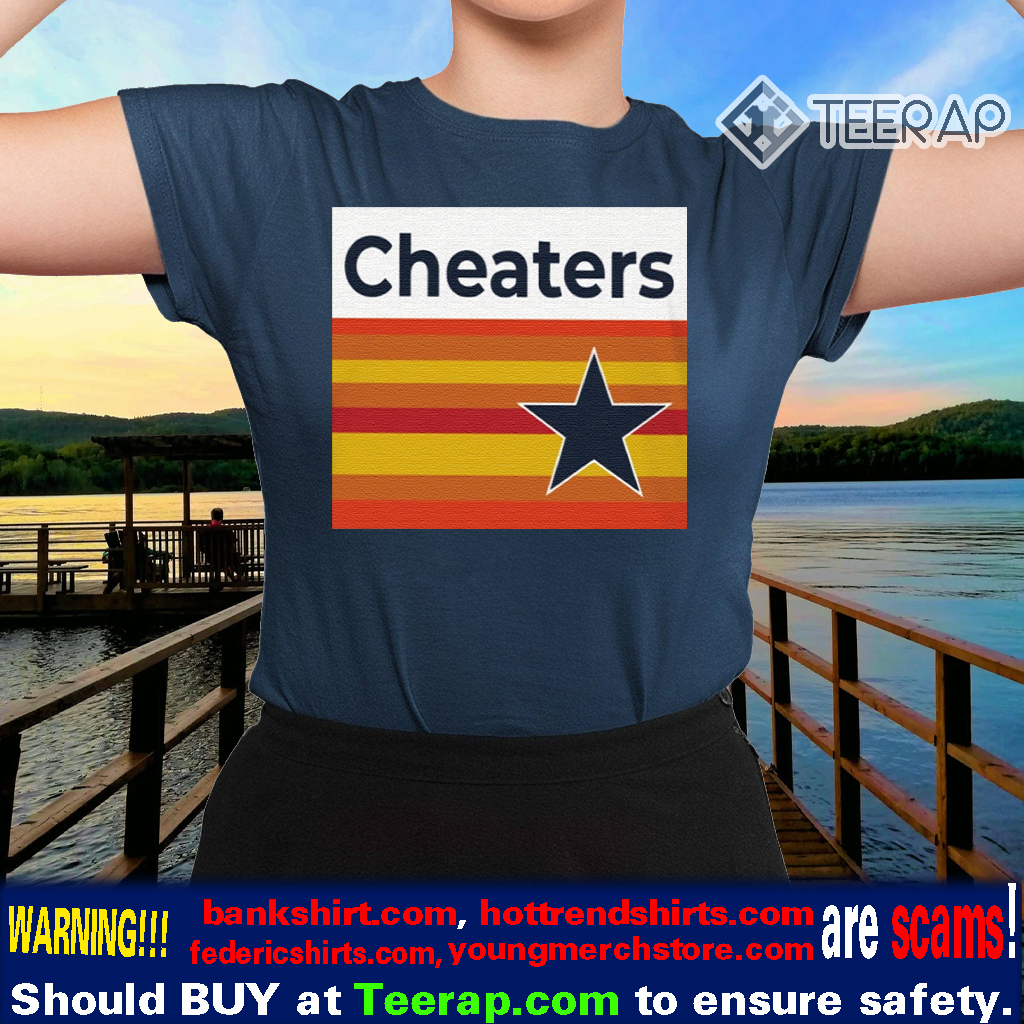 Astros Cheaters T-Shirts