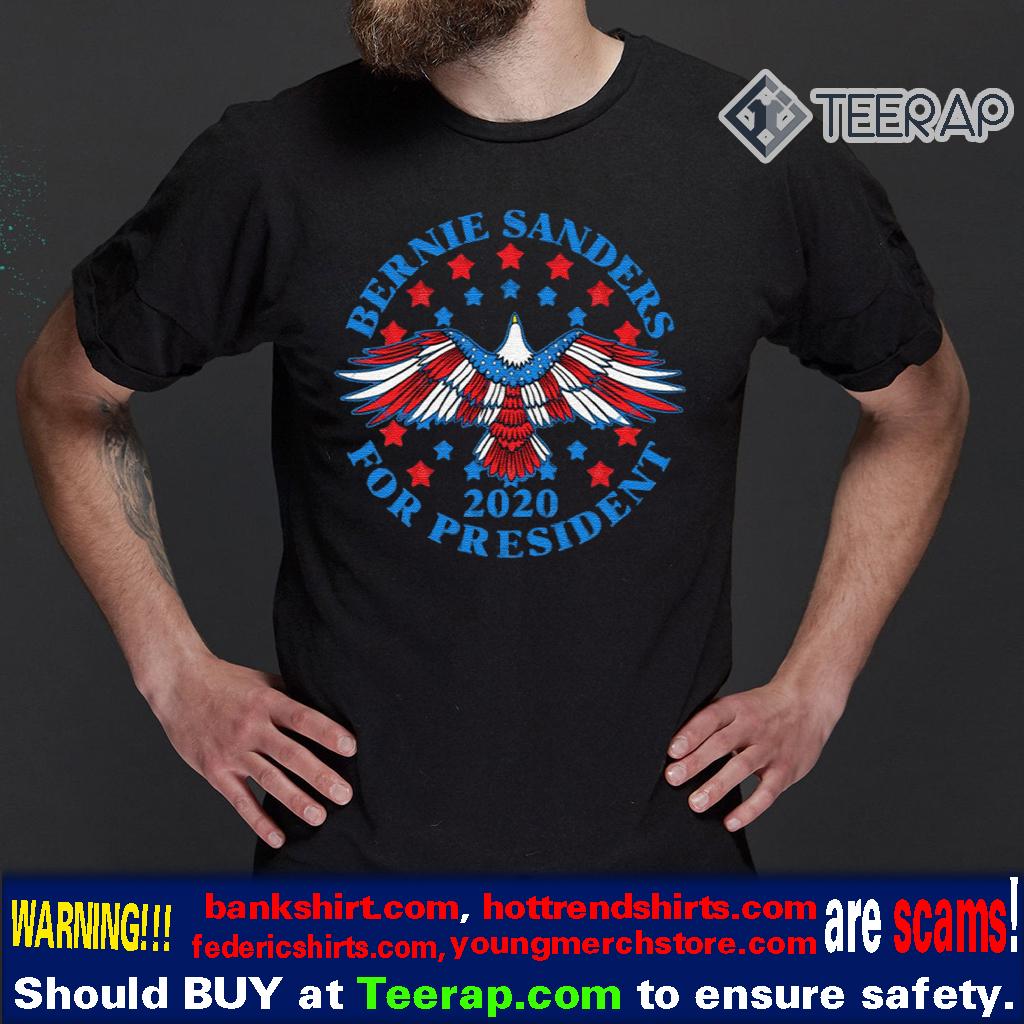 Bernie Sanders for President 2020 Eagle Shirt