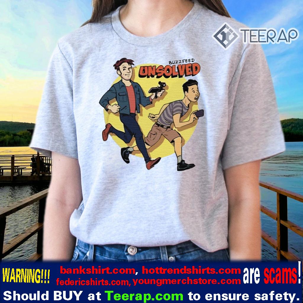 buzzfeed unsolved shirts