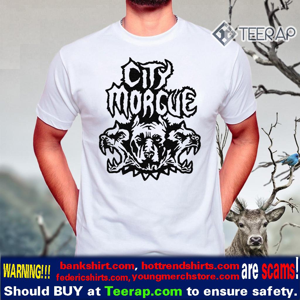 City Morgue Official T-Shirts