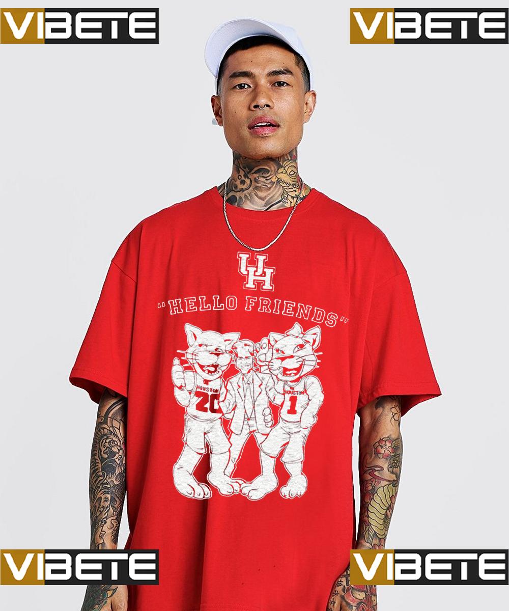 Hello Friends Houston Shirt