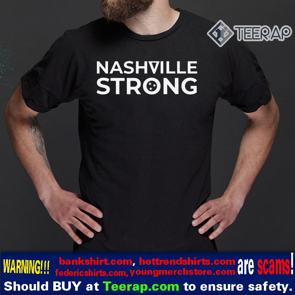 Nashville Strong Native in Nashville T-Shirts
