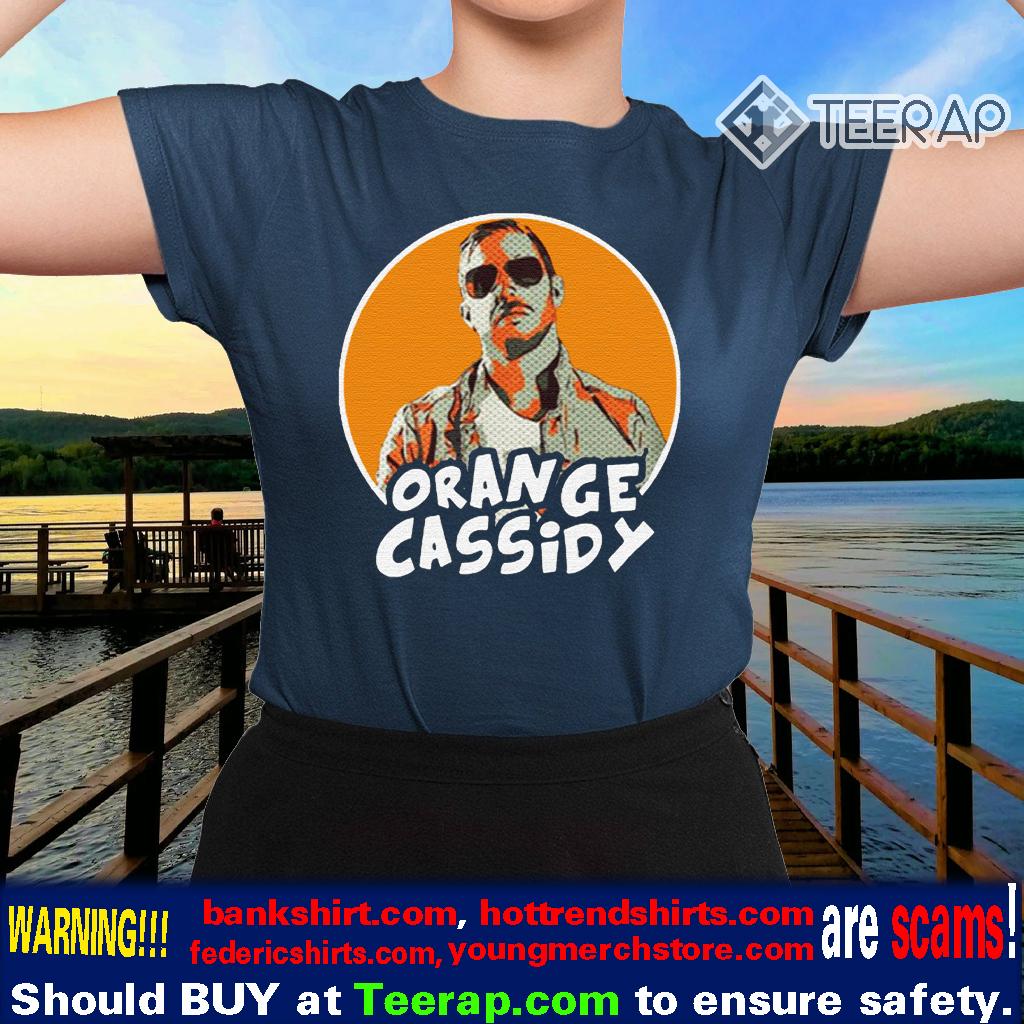 Orange cassidy tshirts