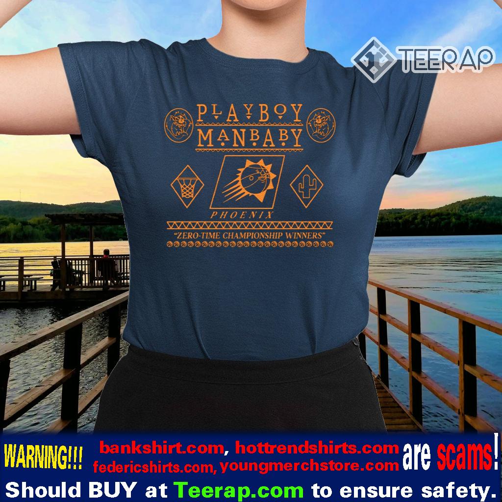 Playboy Manbaby Phoenix Shirts
