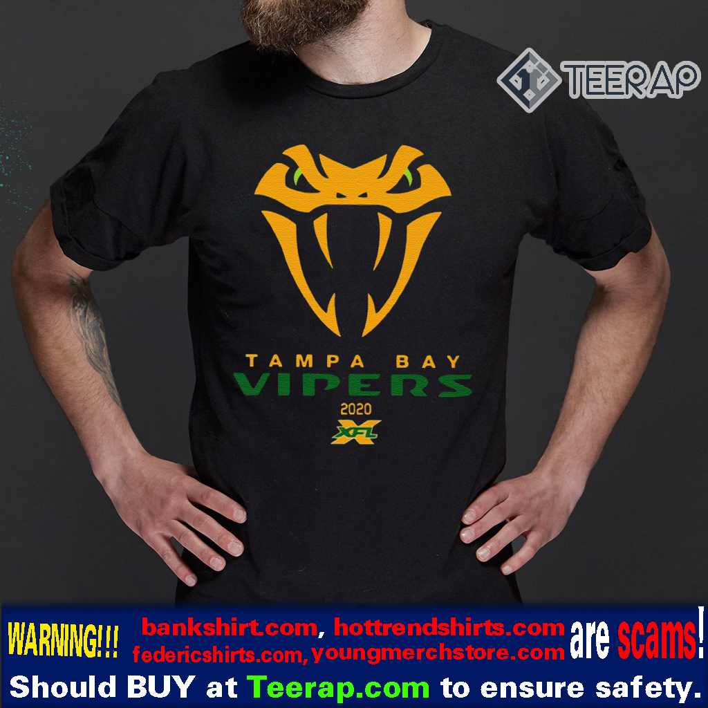 Tampa Bay Vipers 2020 T-Shirts