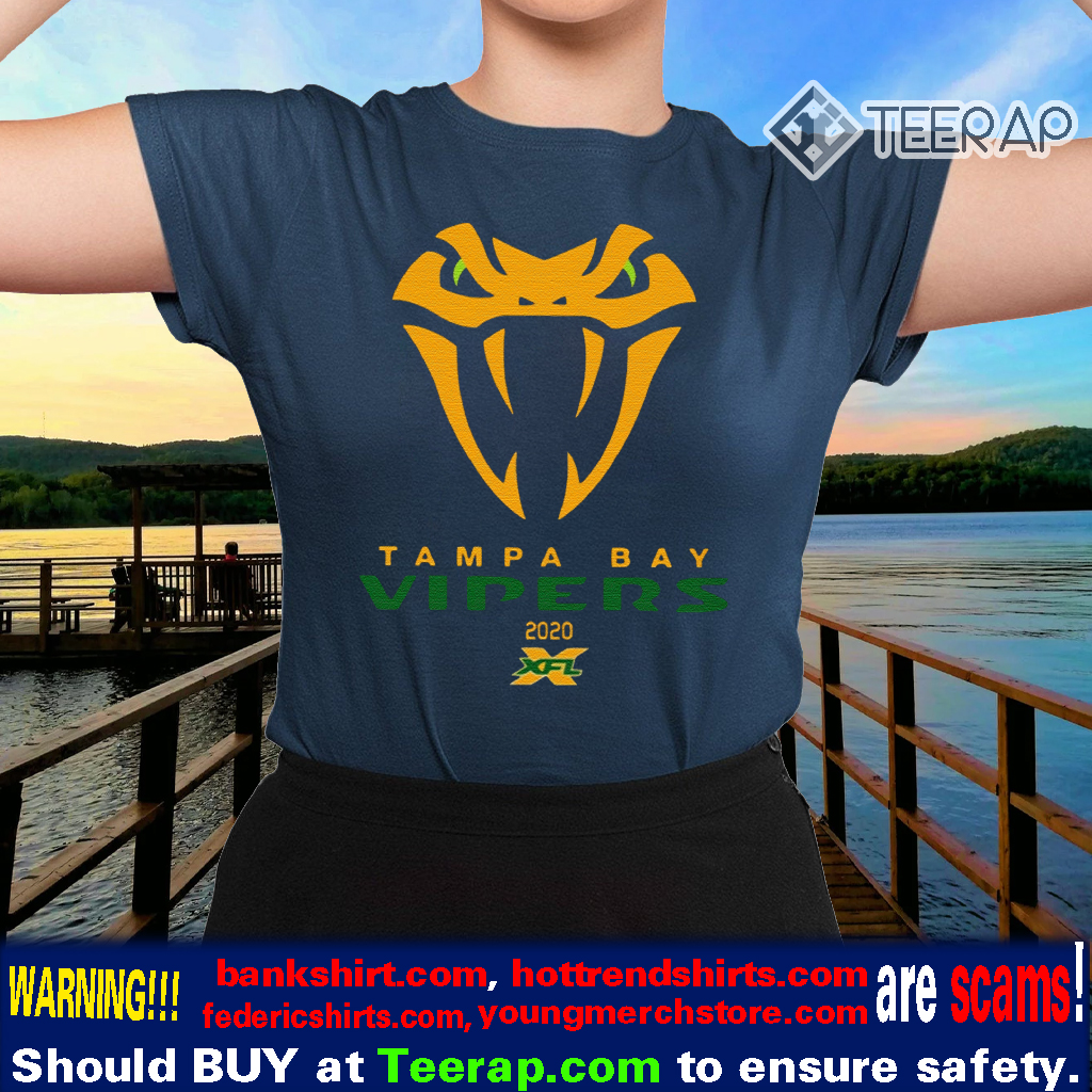 Tampa Bay Vipers 2020 TShirts