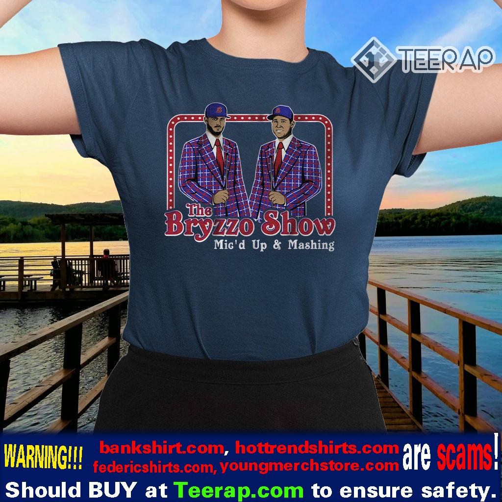 the bryzzo show tshirts
