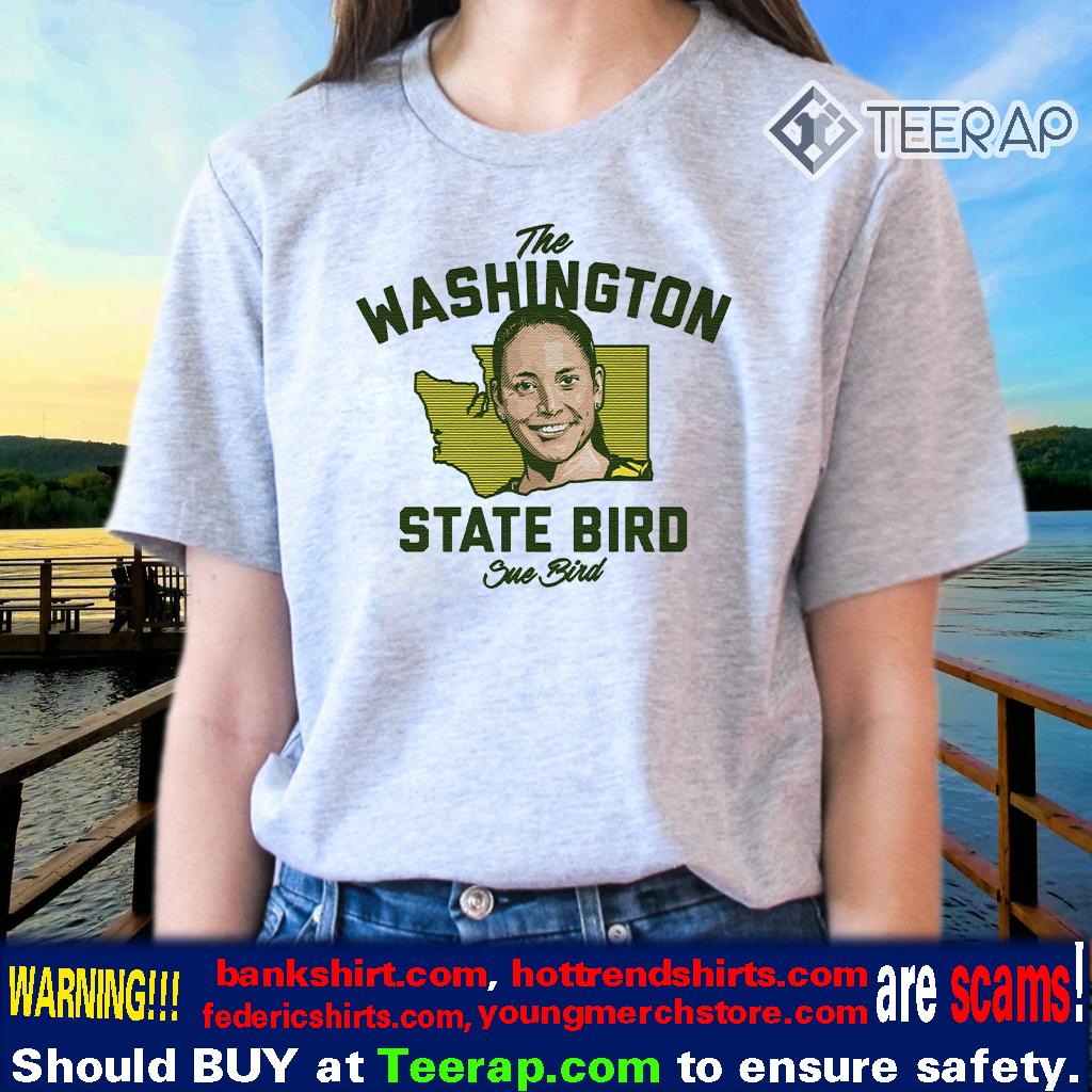 the washington state bird Sue Bird shirts