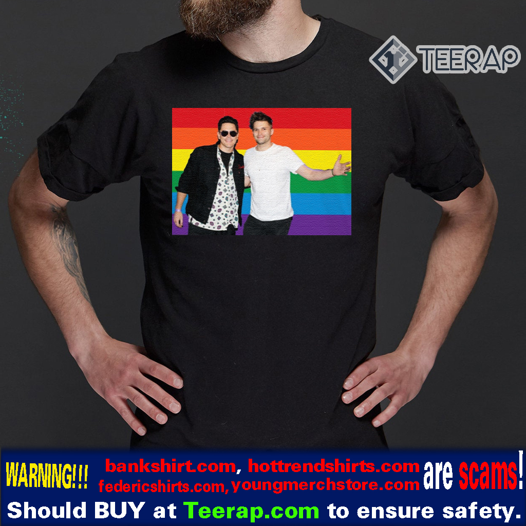 Tomtom Pride Shirt