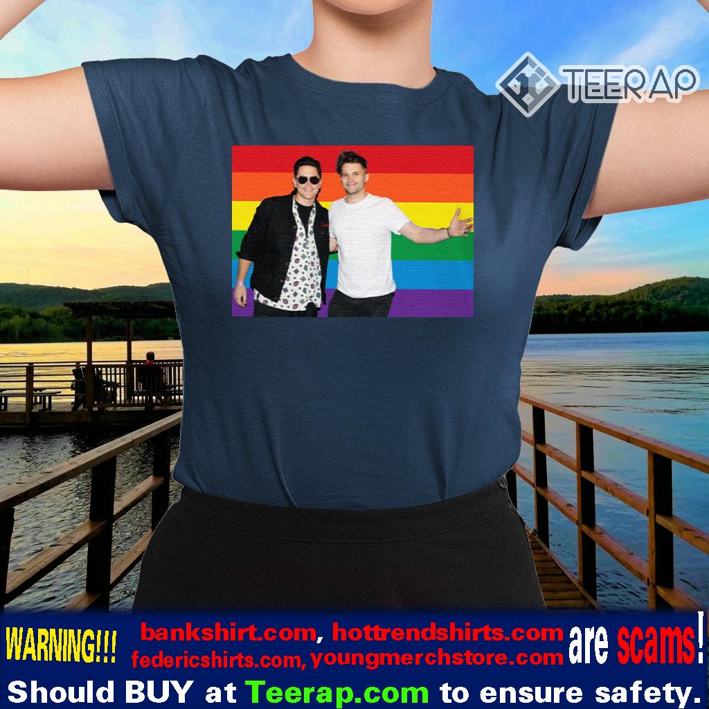 Tomtom Pride Shirts