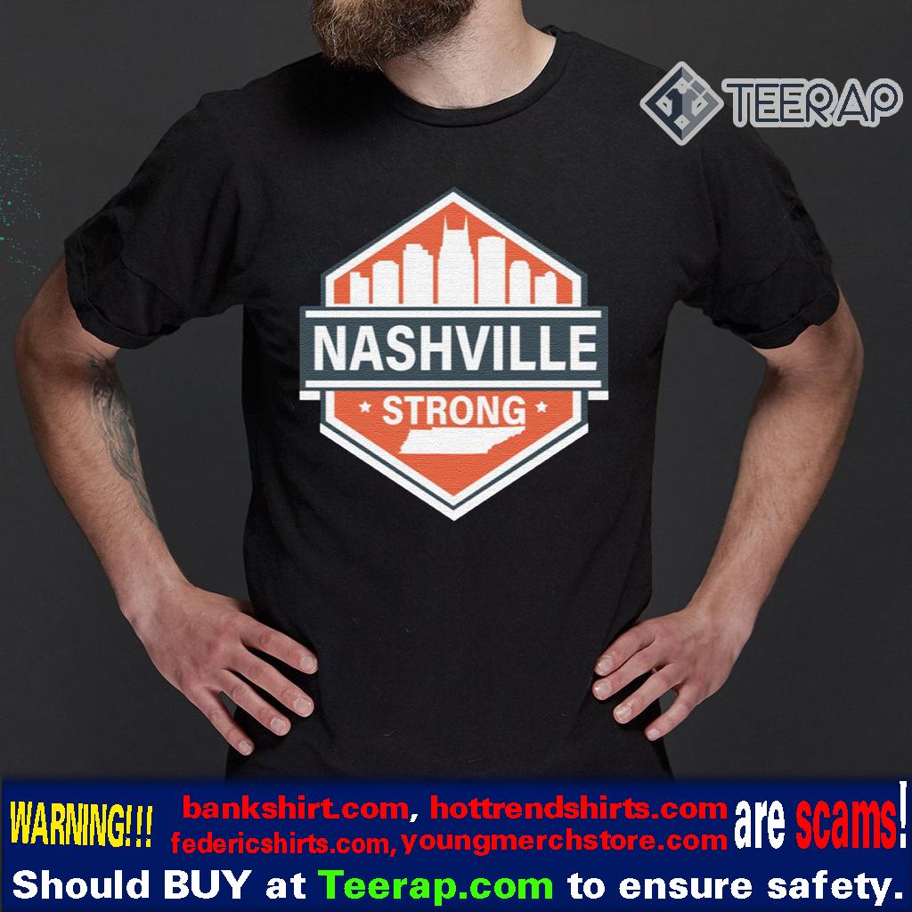 Tornado Nashville Strong I Believe In Tennessee Shirt