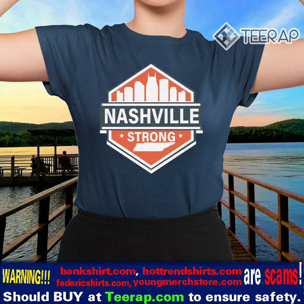 Tornado Nashville Strong I Believe In Tennessee Shirts
