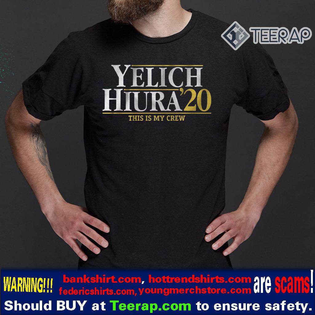 yelich hiura 2020 shirt