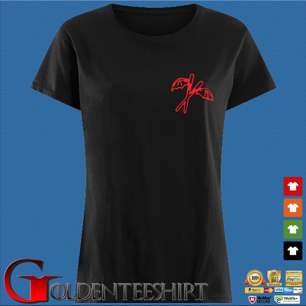 Bat Fried Rice Shirt Den Ladies