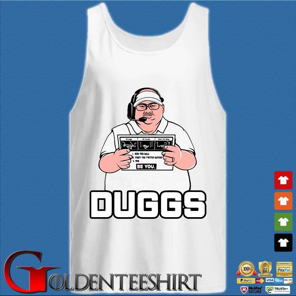 Coach Duggs U Pocket Tee Shirts Tank top trắng