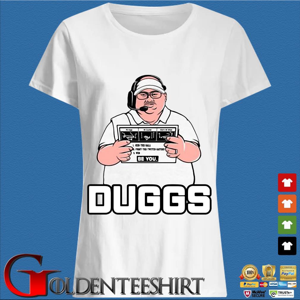 Coach Duggs U Pocket Tee Shirts Trang Ladies