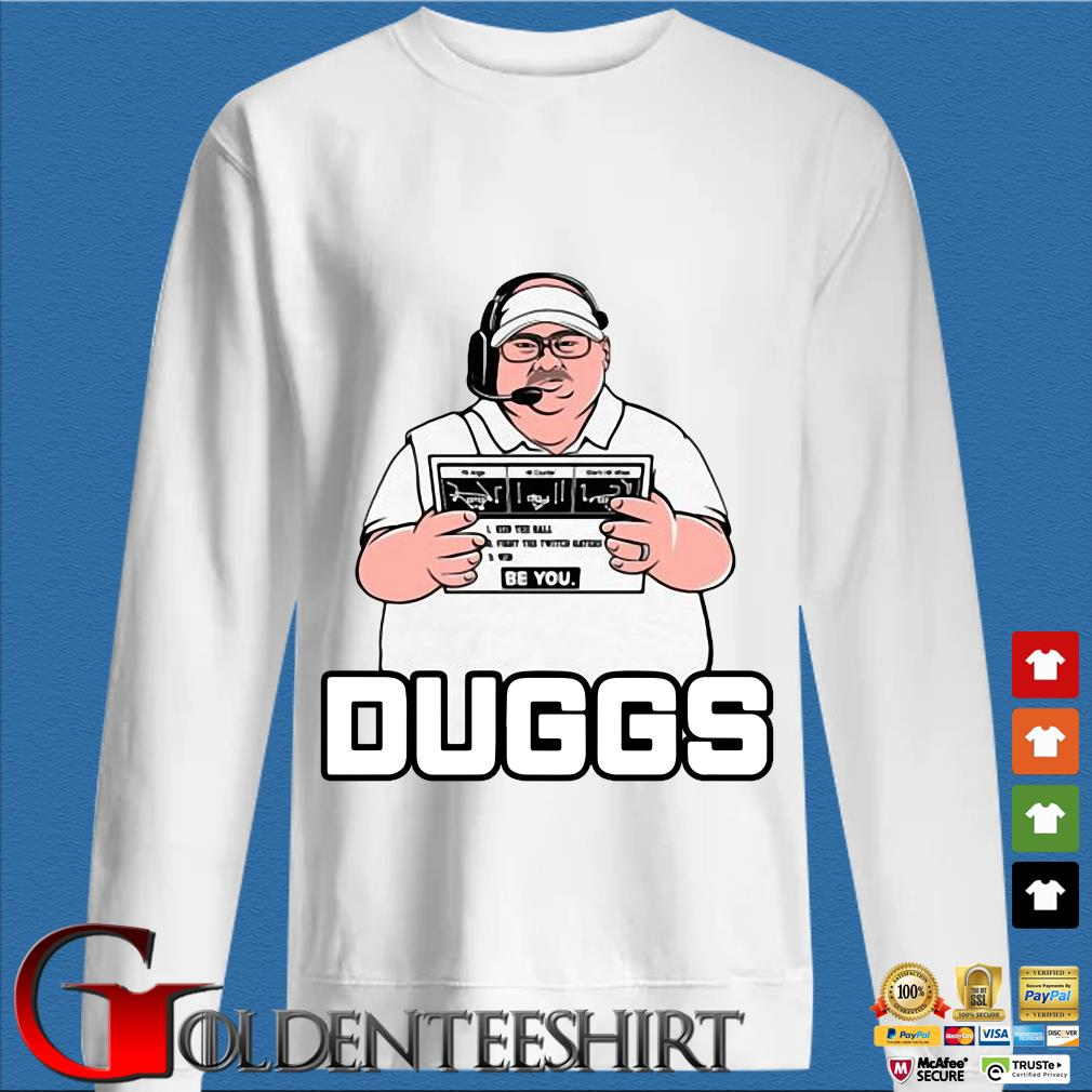 Coach Duggs U Pocket Tee Shirts trang Sweater