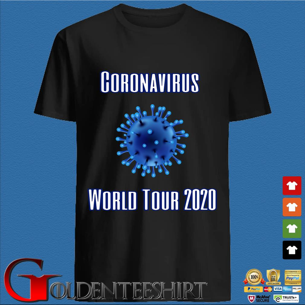 Coronavirus World Tour 2020 Shirt