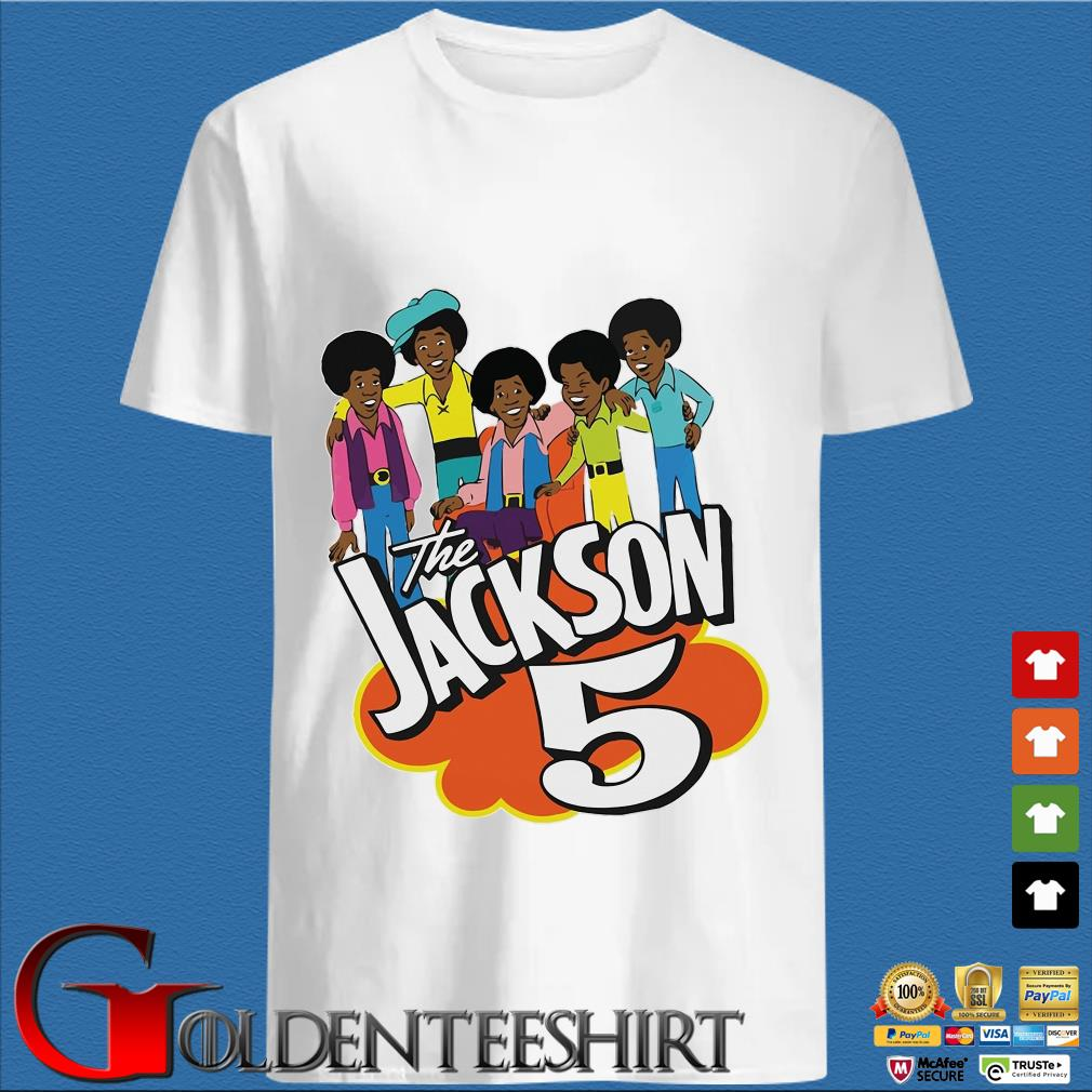 The Jackson 5 Cartoon Shirt