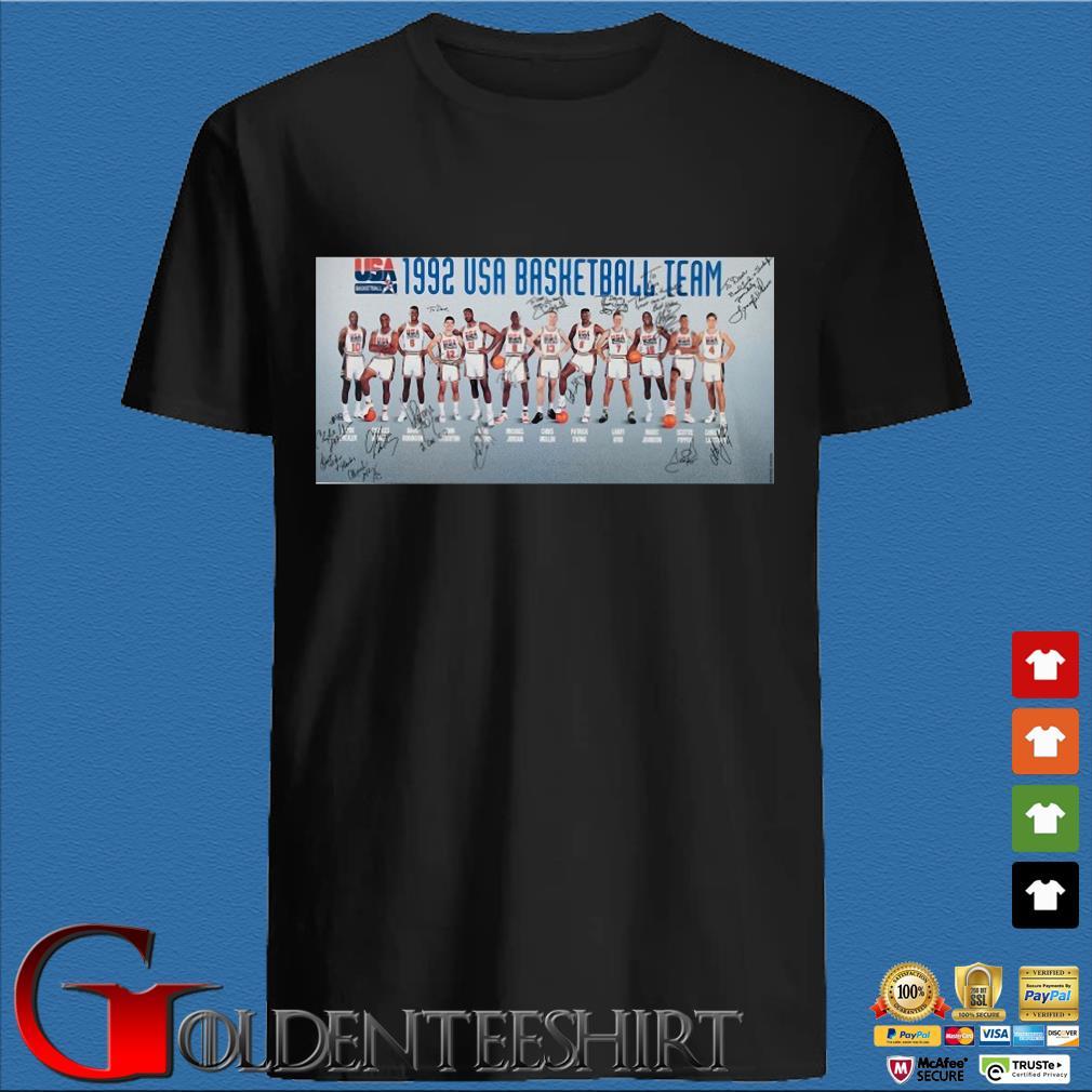 Dream Team 1992 Usa Basketball Shirt