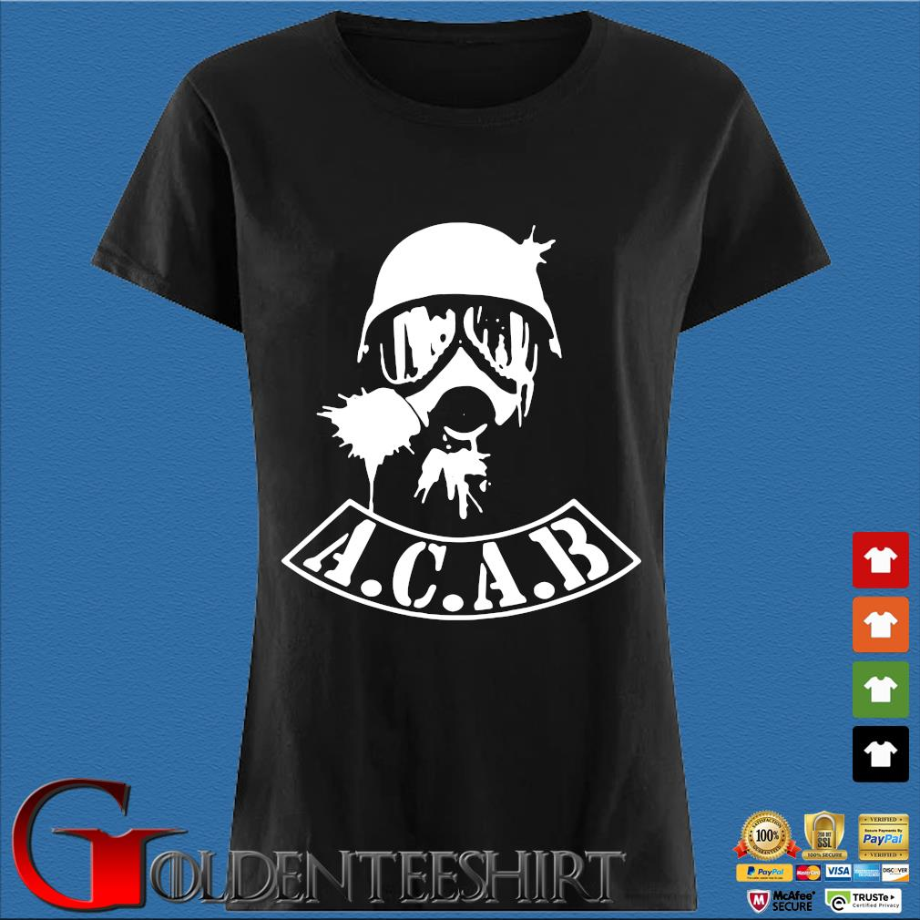 Acab Star Wars Storm Trooper Shirt Den Ladies
