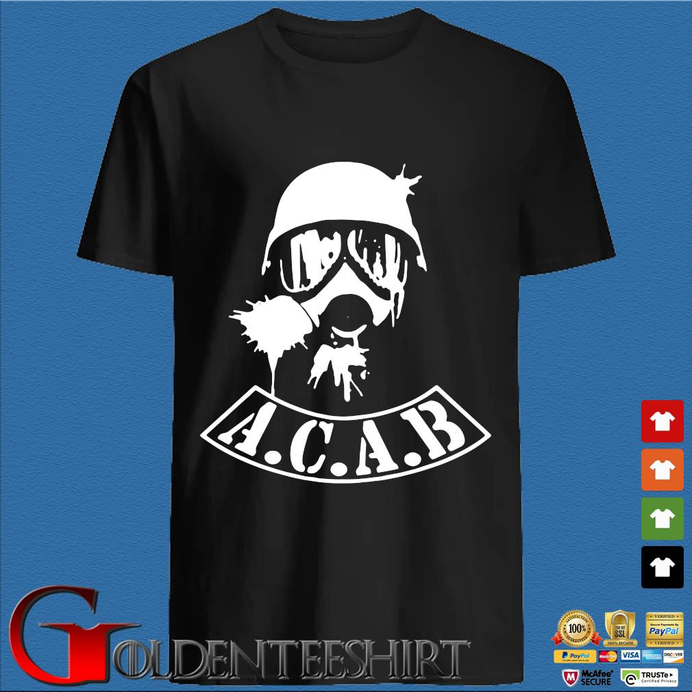 Acab Star Wars Storm Trooper Shirt