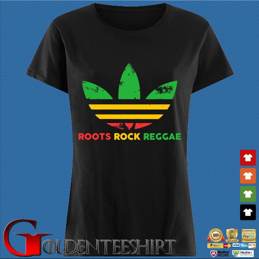 Adidas Roots Rock Shirt Den Ladies